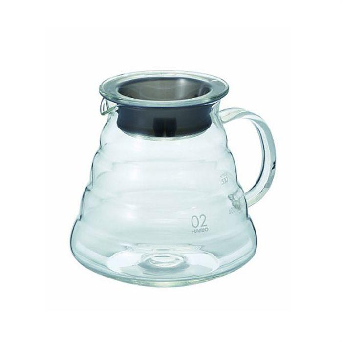 Hario serveringskanne V60 glass - 2